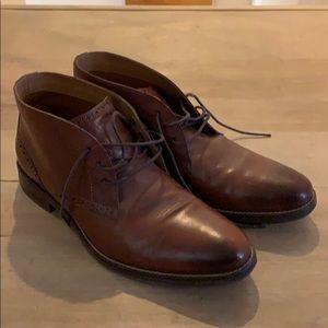 Cole Haan chukka boot